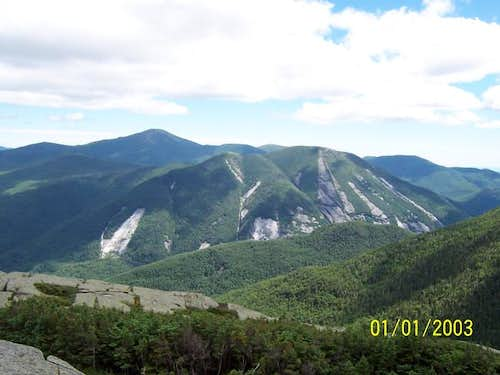 Mt Cloden from the Summit of...