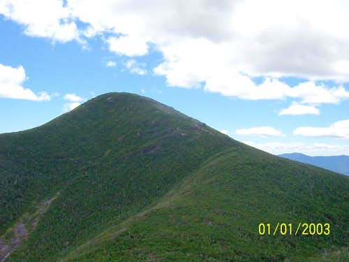 Algonquin from the summit of...