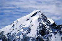 A close up of the summit...