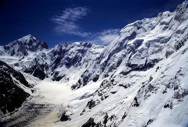 Northern Massif of Bezengi