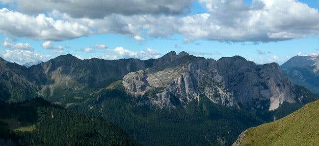 The Monzoni Ridge and the...