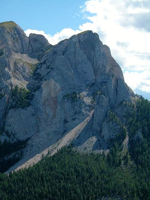 Sas de la Dodesc (2446m) as...