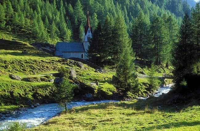Heilig Geist chapel