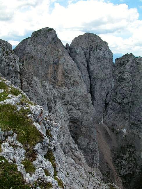Punta della Vallaccia (2637m)...