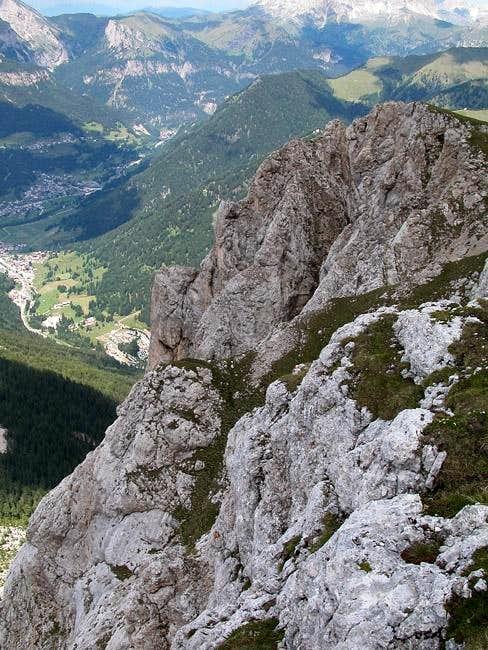 Torre Vallaccia (2514m) as...