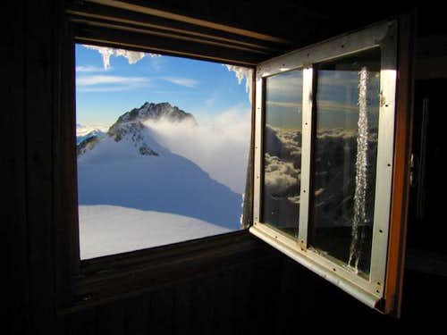 """A room with a view"" - from..."