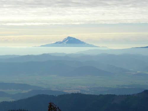 early July 2004: Mt. Shasta...