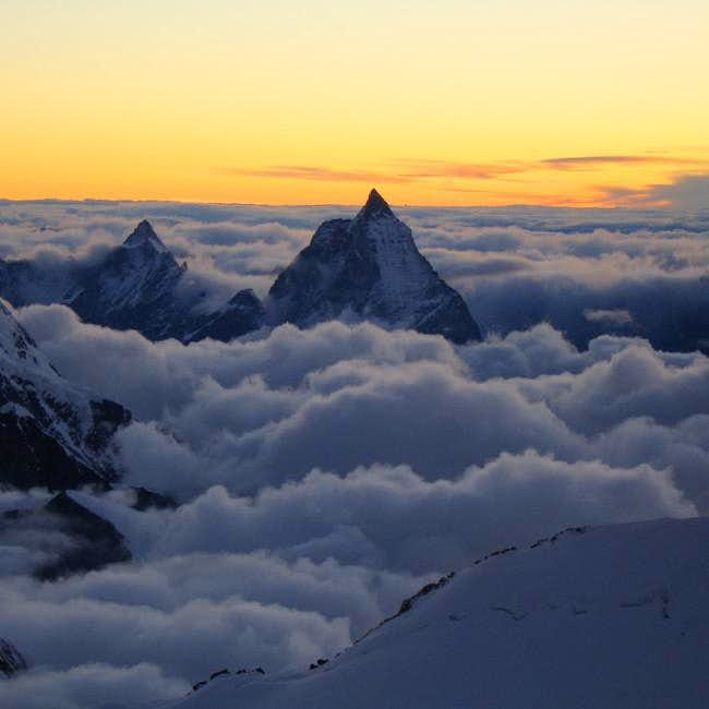 Matterhorn captured from the...