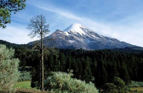 Citlaltépetl, or Pico de...