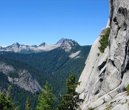 Whitehorse Mountain as seen...