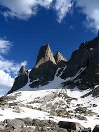 Warbonnet Peak. Photo by Doug...