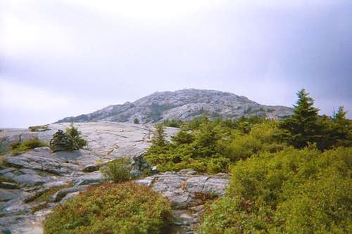 Mt. Monadnock from the...