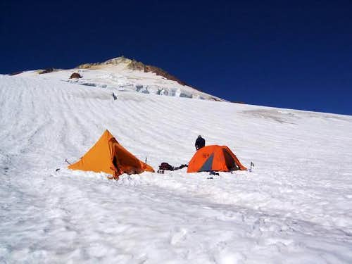 Aug. \'03 High Camp on the...