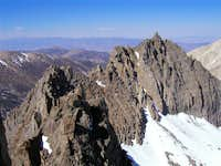 Temple Crag and the eastern...