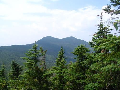 Avery and West peak Bigelow....