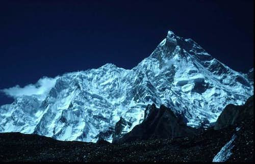 View of Masherbrum from...