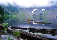 Lake Twentytwo, on the NE...