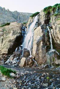 Timberline Falls July 31, 2005