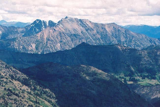 Robinson Mountain from the...