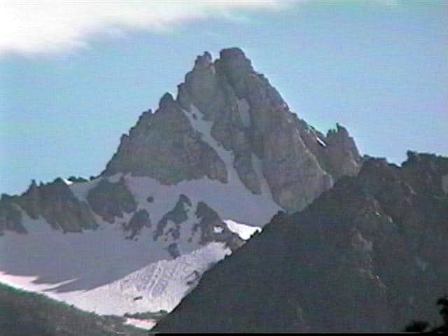 Mount Haeckel
