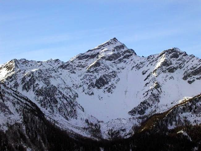 Bbecca Pouignenta N (2827 m)...