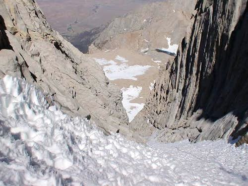 Mountaineer's Route Chute,...