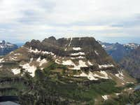 Bearhat Mountain, from the summit...