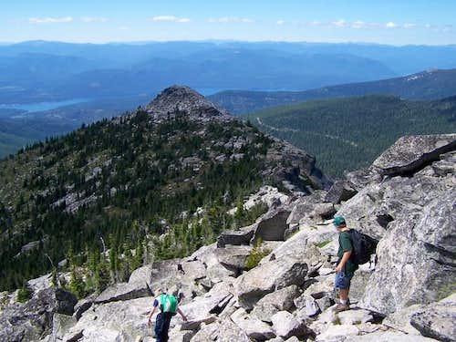 Mount Roothaan