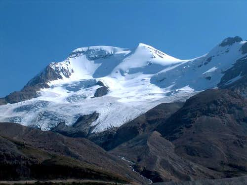 Mount Athabasca, all routes,...