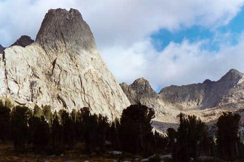 Pingora:  South Buttress (South Ridge)