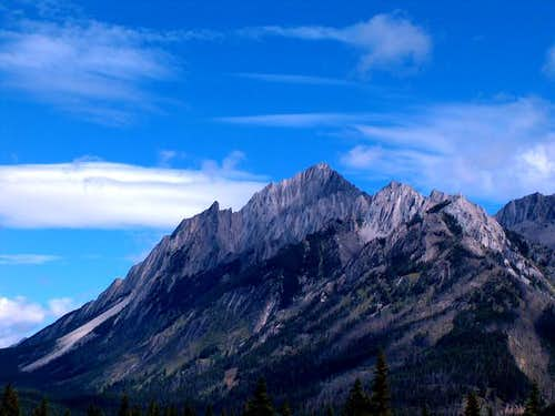 Mount Ishbel, Banff National...