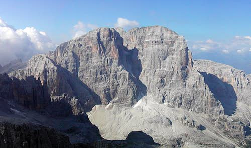the Tosa Massif NE side :...