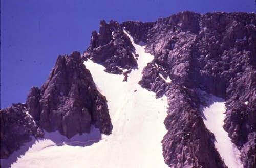 Mount Darwins North Face. Two...