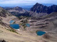Four Lakes Basin & Merriam Peak