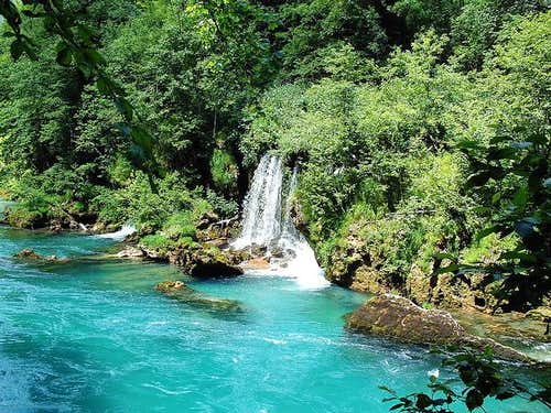 Emerald Tara River