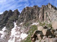 Jagged Mountain s North Face...