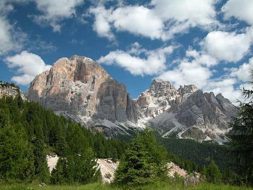 Tofana di Rozes (3225m),...