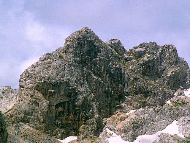 Impressive North Face of...