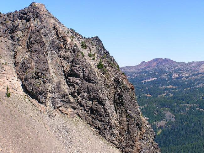 Getting close to the summit...