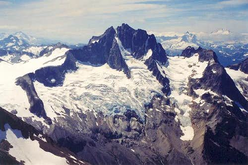 Mt. Redoubt from the...