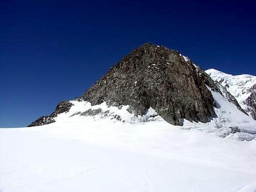 Aiguille de Toula from Col des Flambeaux