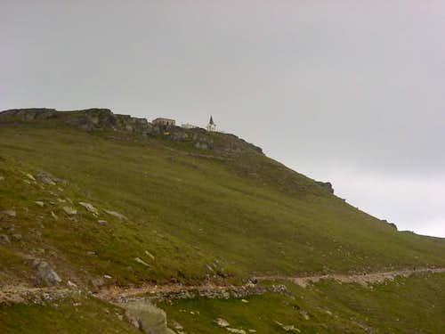 Kajmaktchalan peak (2521m)...