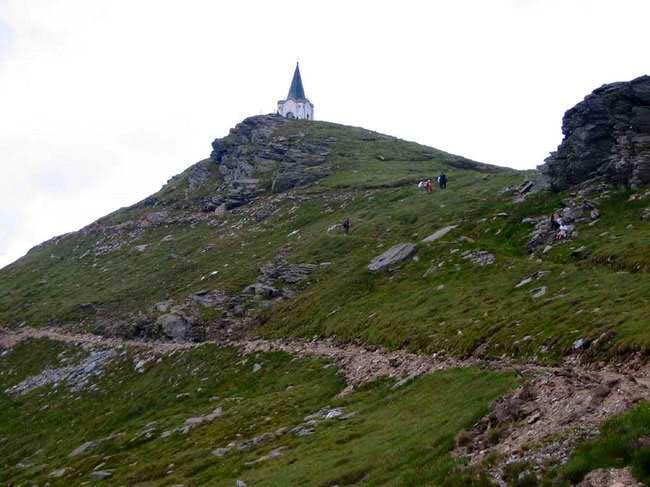 Kajmaktchalan peak (2521m) -...