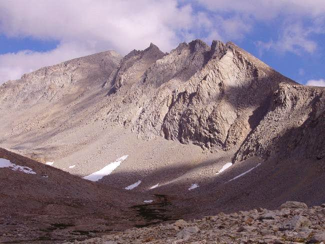 Junction Peak from near...