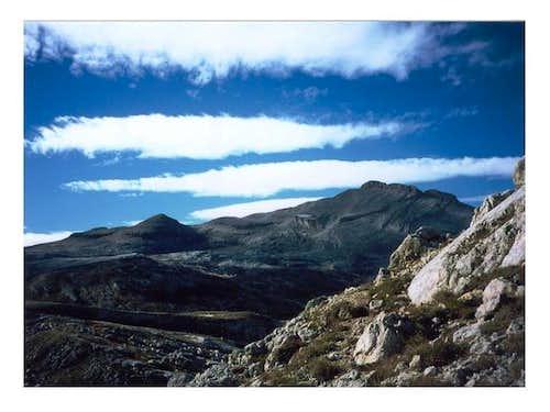 Alpe Fanes Piccola - a view...
