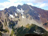 Azurite Peak from the...