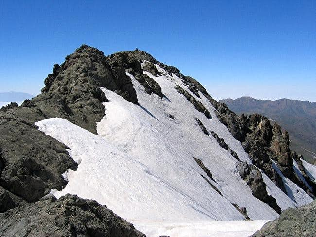 June 21, 2005 The summit of...