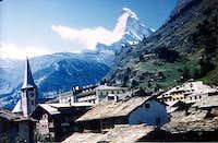 Zermatt and the Matterhorn,...