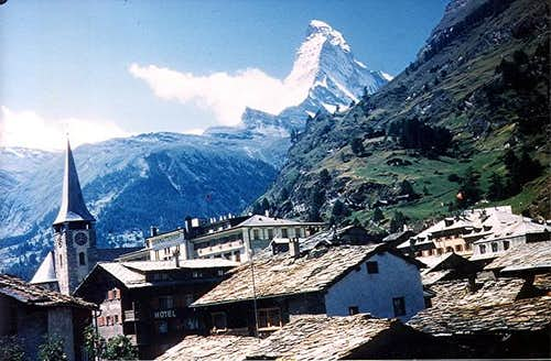 Zermatt and the Matterhorn,...