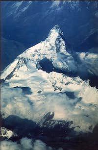 The Matterhorn from a...